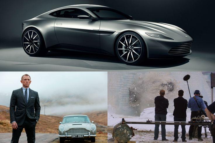 Alors que le casting du futur épisode de James Bond, «SPECTRE», a été dévoilé jeudi, un cliché de la futur Aston Martin DB10 a également été présenté. L'occasion de revenir sur la relation entre le plus fameux des espions britanniques et la marque légendaire.