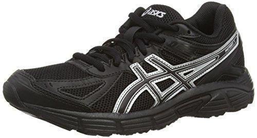 Oferta: 55.45€ Dto: -44%. Comprar Ofertas de ASICS Patriot 7 - Zapatillas de running para mujer, color negro (black / onyx / silver 9099), talla 38 barato. ¡Mira las ofertas!
