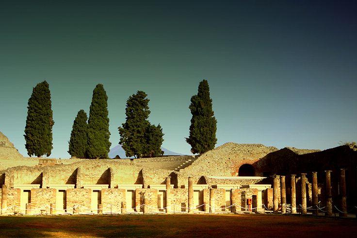 D.Signers | ¿Qué pasó en Pompeya? 46.El cuartel de los gladiadores