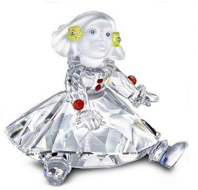 Retired swarovski swarovski doll figurine retired - Figuras de cristal swarovski ...