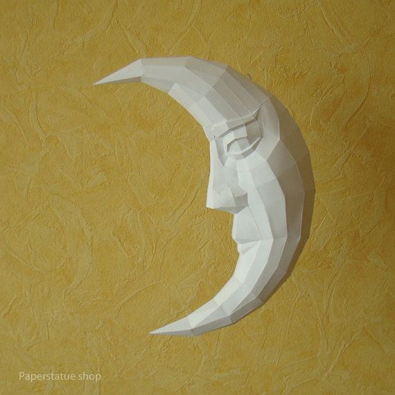 Hey, I found this really awesome Etsy listing at https://www.etsy.com/listing/248952326/paper-moon-la-luna-moon-moon-face