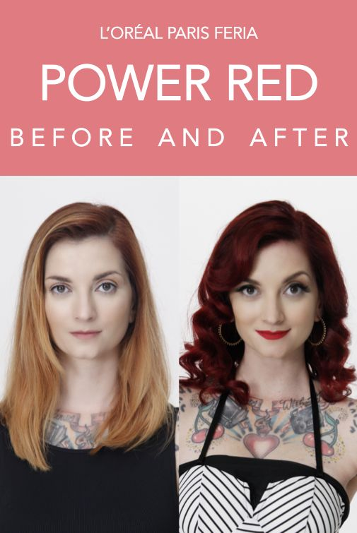 Before And After Bathroom Updates From Rate My Space: Before And After Hair Colors On Cherry Dollface With L