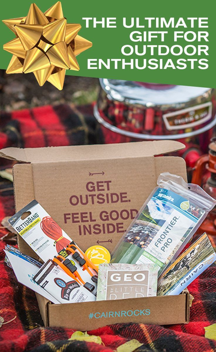 13 best Gifts for Outdoor Adventurers images on Pinterest | Outdoor ...