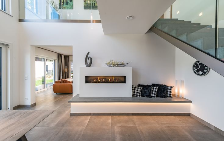Musterhaus San Diego - Kamin Kamine und Öfen Pinterest - ofen für wohnzimmer
