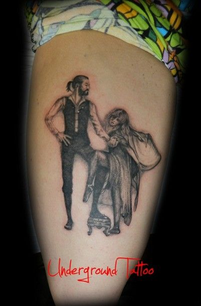 Bgi black girls inked alexandra inkmeup everette colored tatts for Blackwater tattoo studio