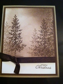 Crafting in KC: SU Lovely as a TreeCards Connection, Christmas Cards, Crafts Ideas, Cards Ideas, Cards Stuff, Crafts Trees, Cards Pap Crafts, Cards Everyday, Paper Crafts