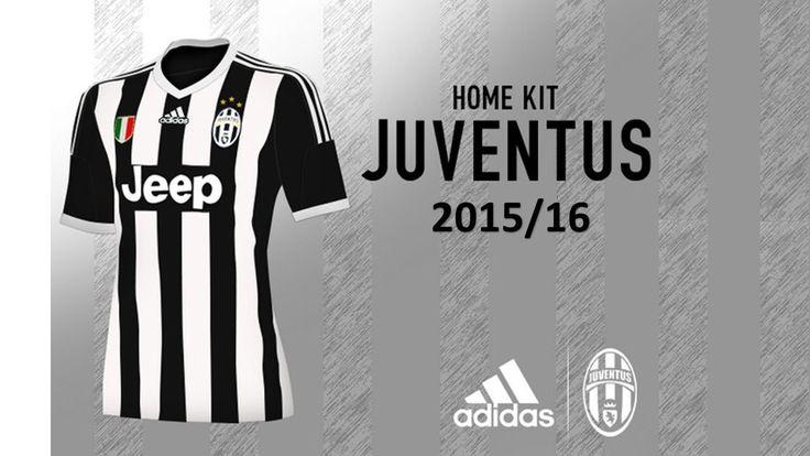 New juve kit adidas