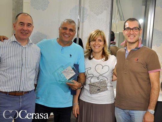 Cerasa thanks the Moshe team for the visit!  - http://blog.cerasa.it/2014/07/cerasa-thanks-the-moshe-team-for-the-visit/