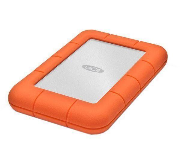 LACIE Rugged Mini - Hard drive - 2 TB - external ( portable ) 2.5'' | €136.19