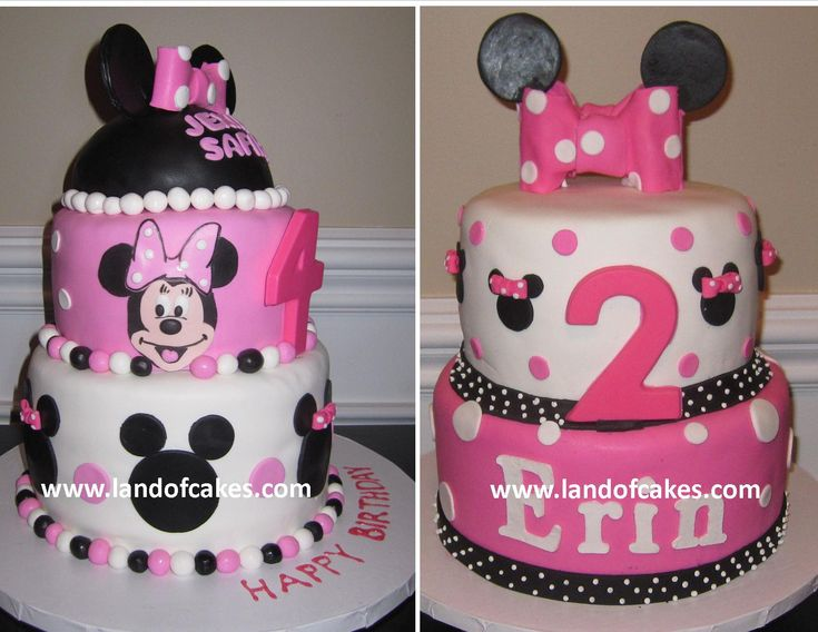 Minnie Mouse Cakes Birthday Long Island New York