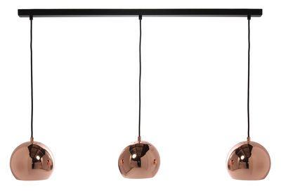 Ball Track Pendelleuchte / mit 3 Lampenschirmen – L 100 cm &#8211…