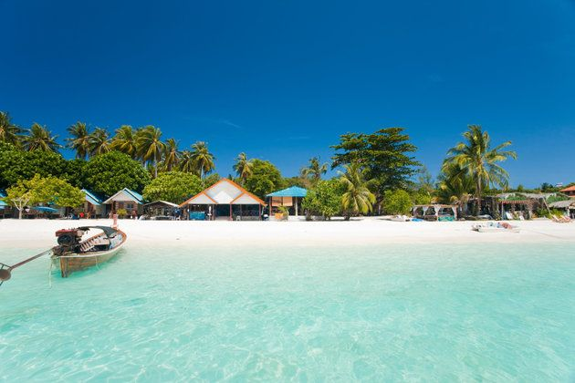 """An island so beautiful, some travelers are nicknaming it the """"Maldives of Thailand."""""""
