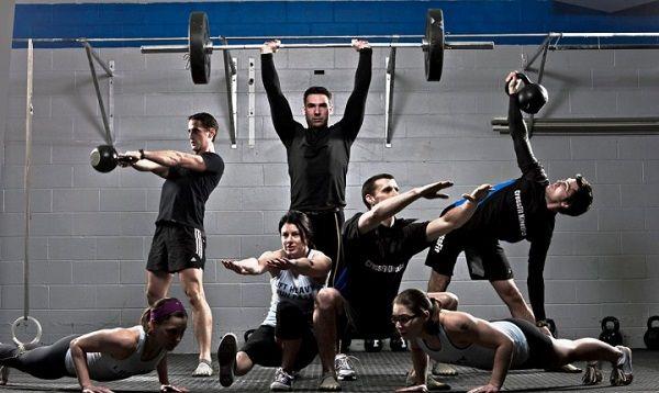 Alle CrossFit oefeningen