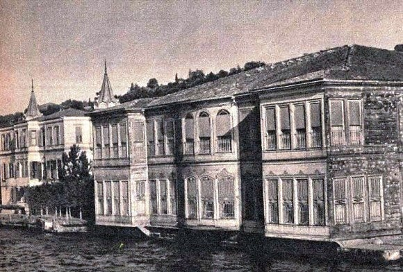 Hasip Paşa Yalısı Üsküdar Istanbul Turkey  (Beylerbeyi)