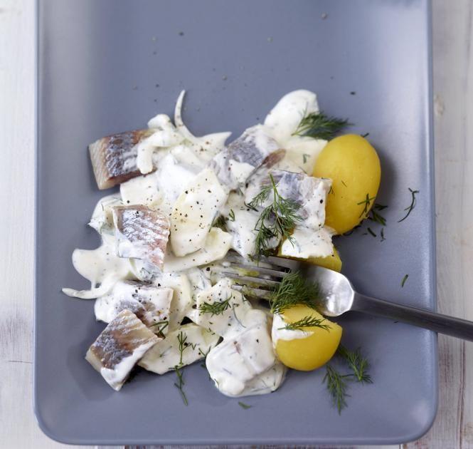 Matjes Hausfrauenart Rezept - [ESSEN UND TRINKEN]