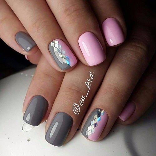 prom nail design 2018