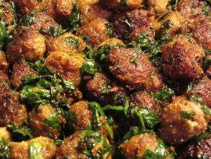 Quinoa Turkey Meatballs Recipe | FaveGlutenFreeRecipes.com