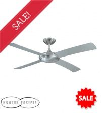 25 best hunter pacific ceiling fans images on pinterest blankets hunter pacific icon 54 brushed aluminium aloadofball Image collections