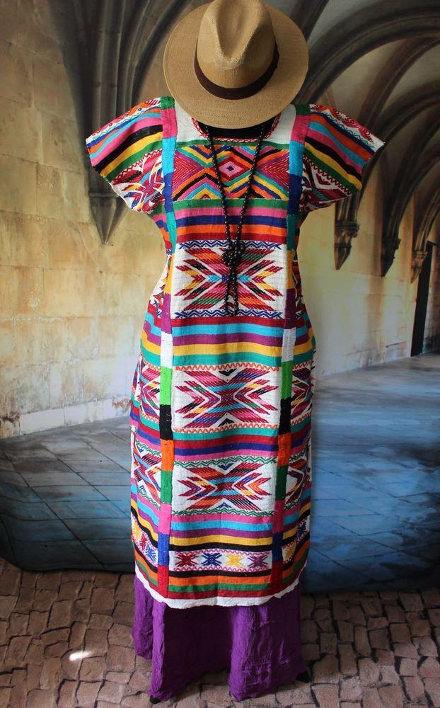 14 besten Huipil Bilder auf Pinterest | Mexikanische kleider ...