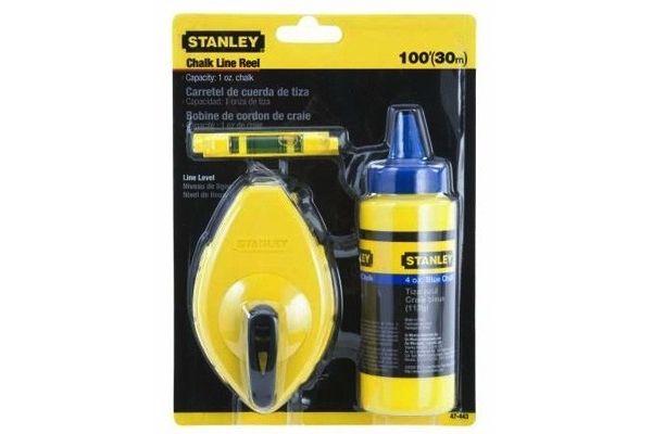 Stanley slaglijnmolen kit