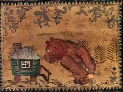 Fox and Rabbit (1973) - Lisa i zayats - by Yuri Norstein - YouTube