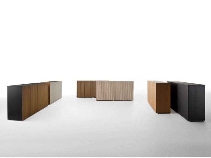 Wooden sideboard LEON by HORM.IT design StH