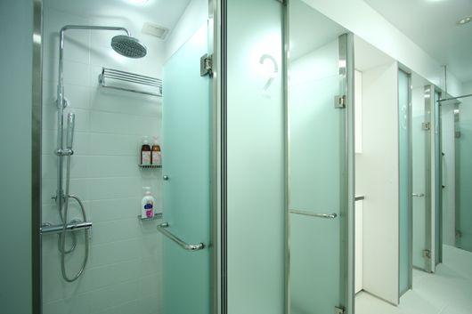 Public Shower Design Google Paie Ka Dusai Pinterest