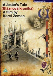 A JESTER'S TALE (PG) CZECHOSLOVAKIA ZEMAN, KAREL £12.99 Described by Zeman as a 'pseudo-historical' film, this bold anti-war black comedy following the adventures of a ploughboy and a mercenary,  www.worldonlinecinema.com   #worldonlinecinema   #zzrus