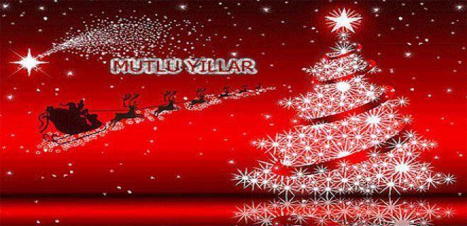 En Guzel Yeni Yil Mesajlari Weihnachtskarte Grusse Weihnachtspostkarten Merry Christmas Bilder