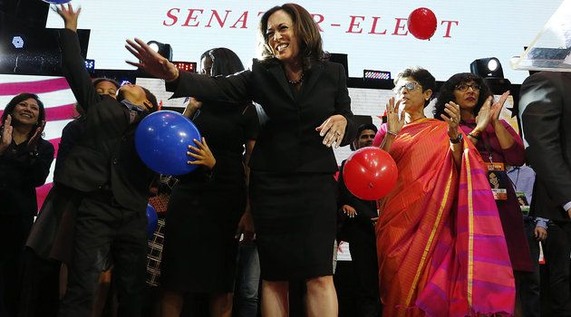 Meet Kamala Harris, Who Could Become The First Woman President | The Huffington Post