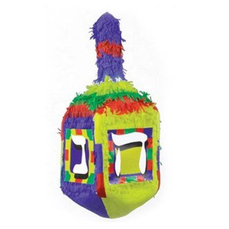 Buy Hanukkah Dreidel Pinata at Walmart.com