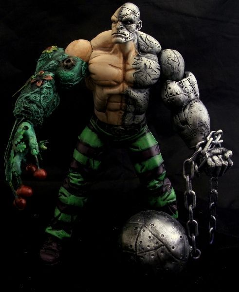 Absorbing Man Custom Action Figure