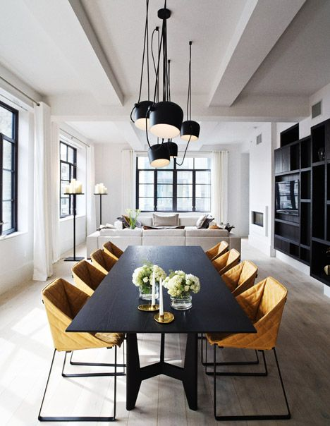 """Piet Boon brings """"Dutch design"""" to Huys apartments in New York."""