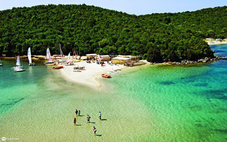Het exotische Bella Vraka Beach