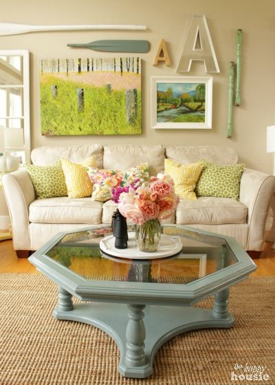 Decorating house tours
