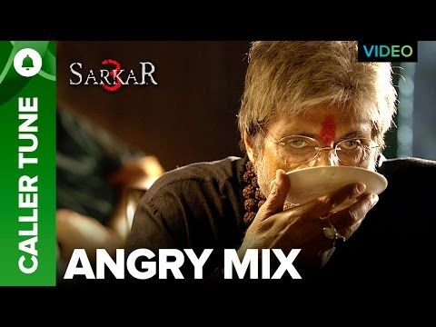 Set 'Angry Mix' as your caller tune - http://111.93.115.200/TZ/WEB/CallerTune.aspx?refID=SAK1  For caller tunes dial:  Airtel - 5432116160013 Vodafone - 5379315455 Idea - 567899315455 Aircel - 530006587070  OR  SMS 'SAK1' to56060  Song Name: Angry Mix Singers: Sukhwinder Singh & Mika Singh Music: Ravi Shankar Lyrics: Rohit Teotia  Movie: Sarkar 3 Release Date: 7th April, 2017 Directed By: Ram Gopal Varma Produced By: Rahul Mittra, Anand Pandit, Gopal Shivram Dalvi, Krishan Choudhary & Weone…