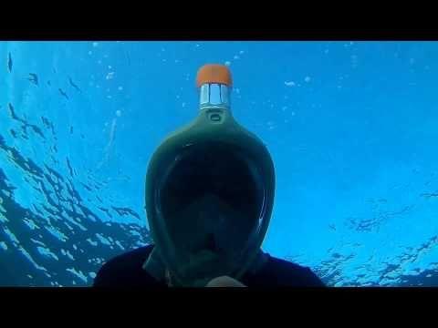 Freediving , denver act 5002 underwater