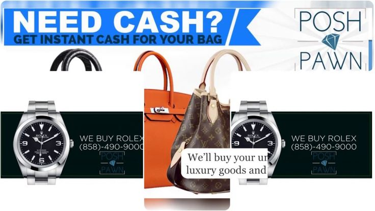 Posh Pawn Jewelry and handbag video