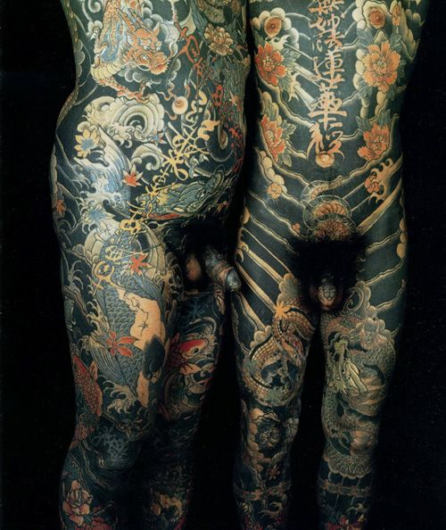 500 594 yakuza pinterest full body tattoos tattoo and irezumi. Black Bedroom Furniture Sets. Home Design Ideas