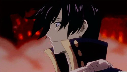 Zeref, my favorite, most dangerous and most adorable character in fairy tail :3