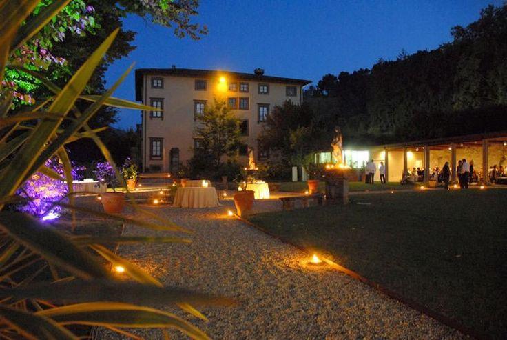 Lighting coreografico | Villa Bernadini   www.villabernardini.it https://www.facebook.com/villa.bernardini