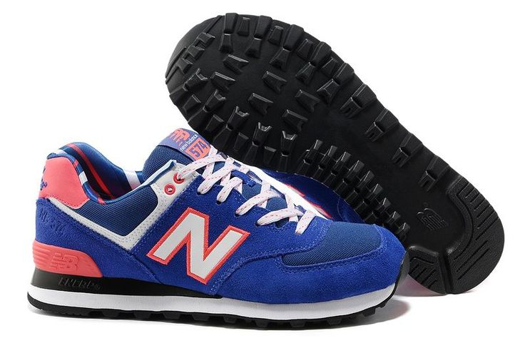 Buy New Balance ML574YCB Yacht Club lovers Blue Pink Red women shoes For Sale.-Cheap New Balance,Discount New Balance Shoes,Mens New Balance...