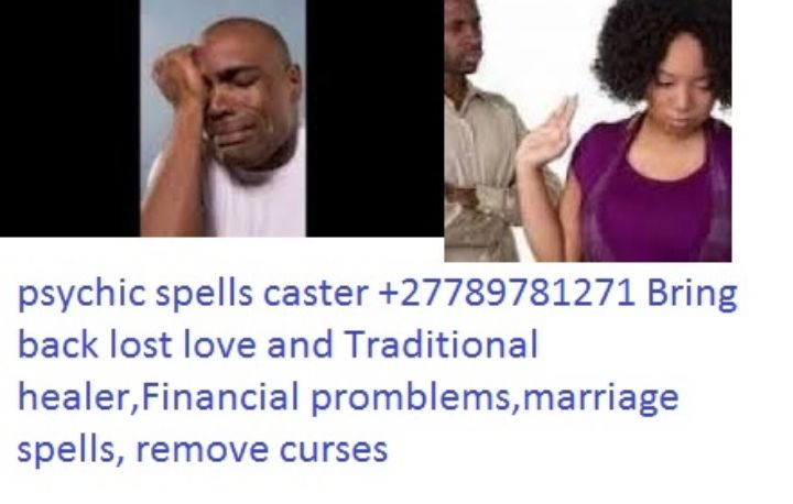 Traditional and spiritual healing +27789781271 Get  your lost love back in United States,United Kingdom, Canada, Germany, Australia @  - 8-May https://www.evensi.com/traditional-and-spiritual-healing-27789781271-get-your-lost/209917960