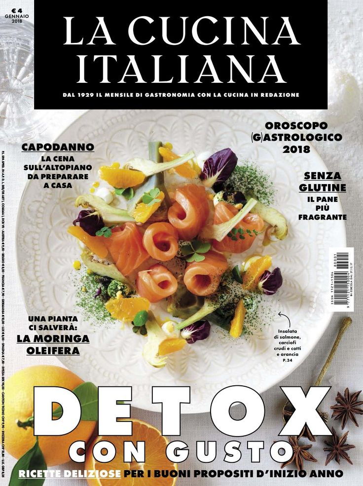 Cucina italiana gen2018