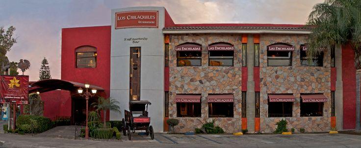 Los Chilaquiles en Guadalajara, Jalisco
