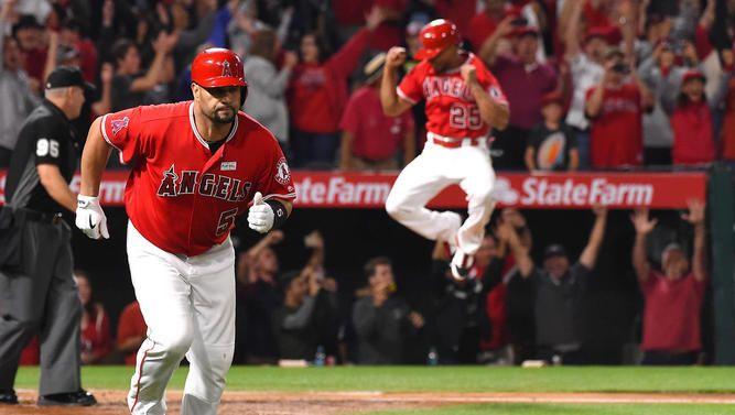 Albert Pujols' 600th career home run is a grand slam off Twins ace Ervin Santana - CBSSports.com