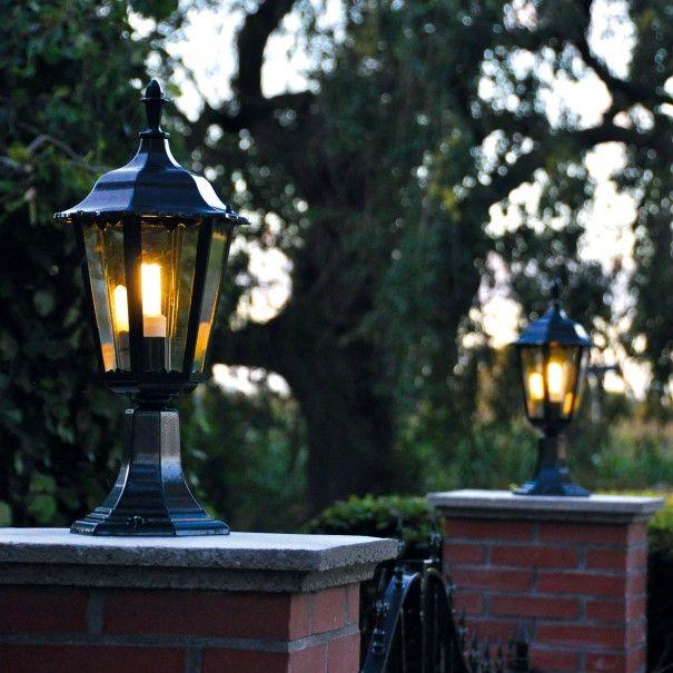 Buitenlamp Op Sokkel Prachtige Buitenlamp Van Ks