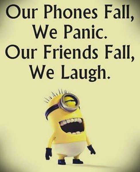 Cute Humorous Minions images with quotes (12:13:31 PM, Wednesday 05, August 2015 PDT) – 10 pics