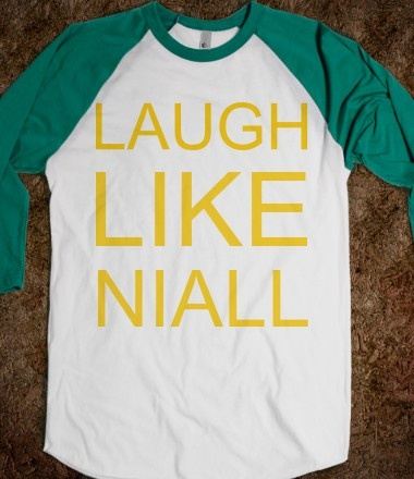 laugh like niall