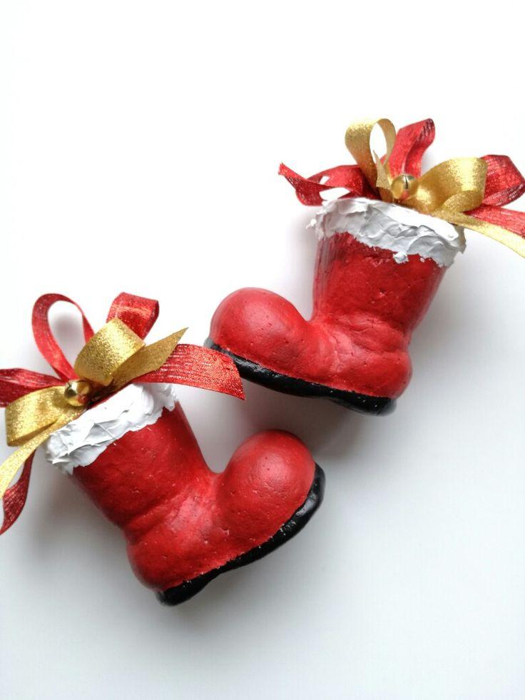 Mikołajowie buty